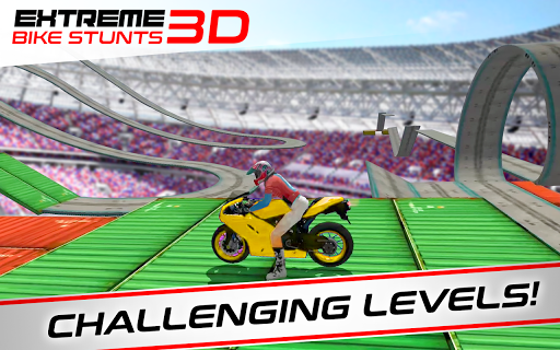 Extreme Bike Stunts Game 3D APK : Download v4 0 for Android at