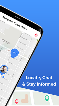 Family Locator by Fameelee APK screenshot 2