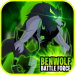 Ben Alien Benwolf: Battle Force APK icon