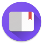 Lithium: EPUB Reader APK icon