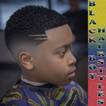 Black Boy Hairstyles APK