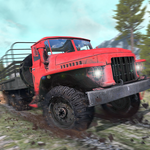Off-Road Travel: 4wd SUVs ride to hill APK