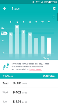 Fitbit APK screenshot 2