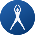 HIIT & Cardio Workout by Fitify APK icon