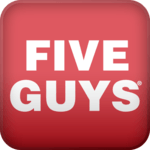 Five Guys Burgers & Fries APK icon
