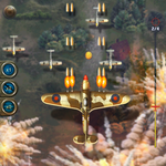 Air Strike: WW2 Fighters Sky Combat Attack APK icon