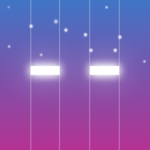 MELOBEAT - Awesome Piano & MP3 Rhythm Game APK icon