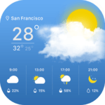 weather - weather forecast APK icon