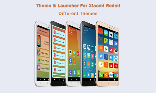 Theme Launcher Xiaomi Redmi APK : Download v1 1 for Android at
