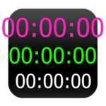 Stopwatch & Timer with Voice Notify APK icon