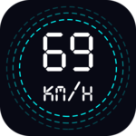 GPS Speedometer, Distance Meter APK icon