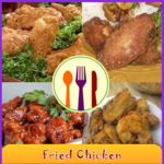 Fried Chicken Recipes Book APK icon