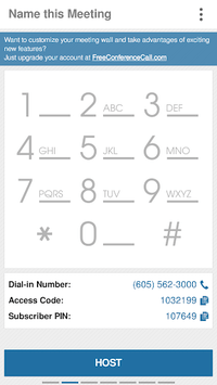 Free Conference Call APK : Download v1 6 10 0 for Android at AndroidCrew