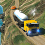 Oil Tanker Truck Simulator: Hill Driving APK icon