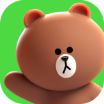LINE FRIENDS - characters / backgrounds / GIFs APK