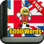 Learn English Vocabulary - 6,000 Words APK icon