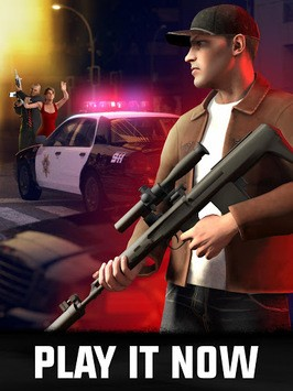 Sniper 3D Gun Shooter: Free Shooting Games - FPS APK screenshot 3