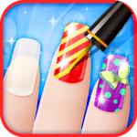 Nail Makeover - Girls Games APK icon