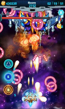 Galaxy Wars - Space Shooter APK screenshot 1