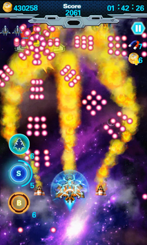 Galaxy Wars - Space Shooter APK screenshot 3