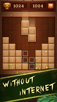Woody Puzzle Block APK screenshot 1