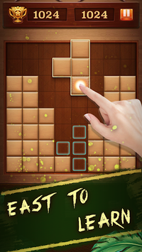 Woody Puzzle Block APK screenshot 2
