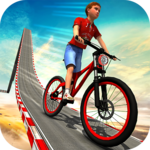 Impossible Kids Bicycle Rider - Hill Tracks Racing APK