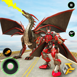 Super Dragon Warrior Robot Transform Battle APK icon