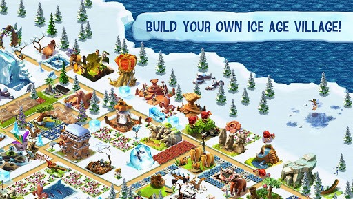 Ice Age Village APK screenshot 1