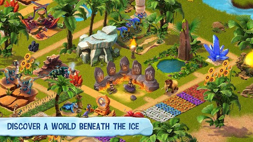 Ice Age Village APK screenshot 2