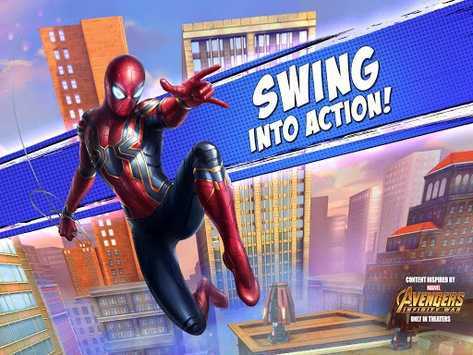 MARVEL Spider-Man Unlimited APK screenshot 1