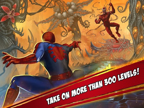MARVEL Spider-Man Unlimited APK screenshot 2