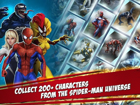 MARVEL Spider-Man Unlimited APK screenshot 3