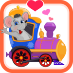 Train for Animals - BabyMagica free APK icon
