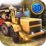Logging Truck Simulator 2 APK icon