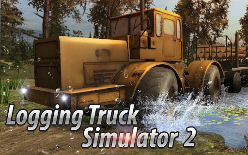 Logging Truck Simulator 2 APK screenshot 1