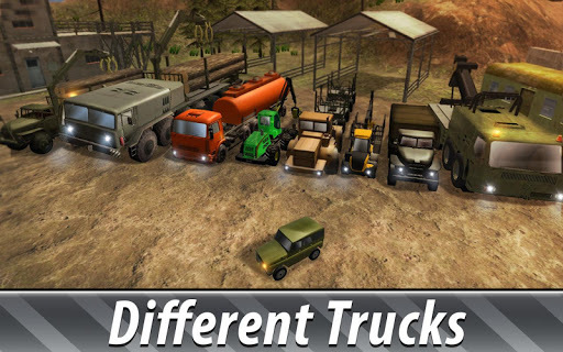 Logging Truck Simulator 2 APK screenshot 2