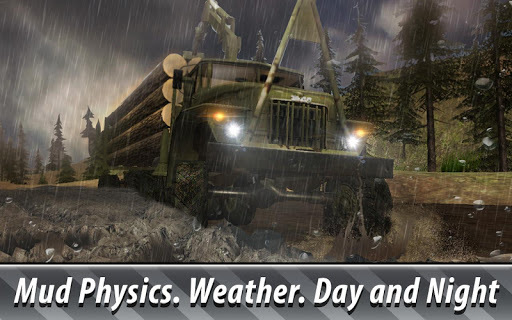 Logging Truck Simulator 2 APK screenshot 3