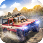 Offroad Driving Simulator 4x4: Trucks & SUV Trophy APK icon