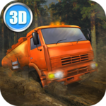 Offroad Oil Truck Simulator APK icon