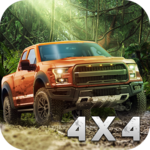 SUV 4x4 Rally Driving APK icon