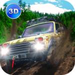 Russian SUV Offroad Simulator APK icon