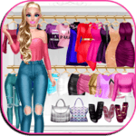 👗 Sophie Fashionista - Dress Up Game APK icon