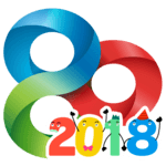 GO Launcher - 3D parallax Themes & HD Wallpapers APK icon