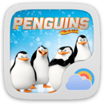 Penguins Of MG Weather Live BG APK icon