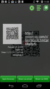 Barcode Scanner Pro APK : Download v1 2 93 for Android at AndroidCrew