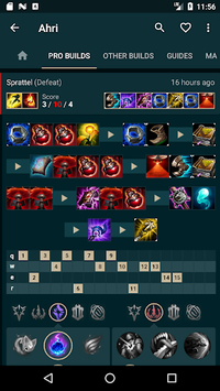 Builds for LoL APK screenshot 3