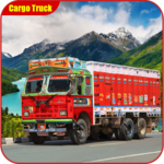 Indian Real Truck Drive Sim APK icon