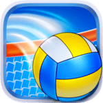 Volleyball Champions 3D APK icon