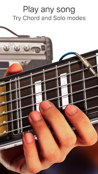 Real Guitar Free - Chords, Tabs & Simulator Games APK screenshot 2